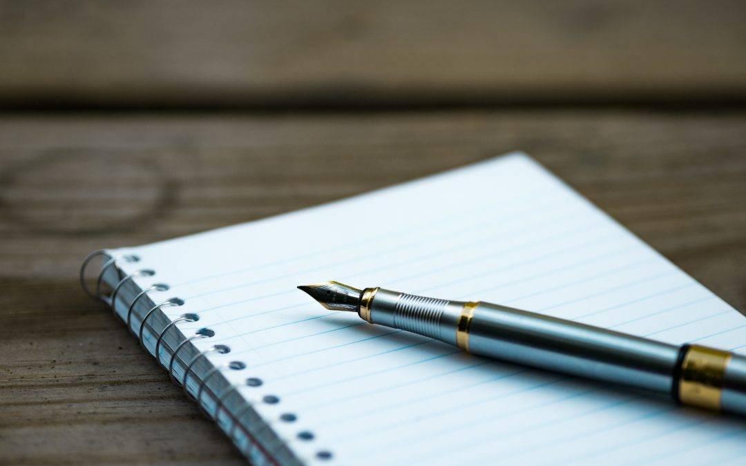 O Paradoxo da Escrita